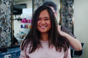 Friseur Berlin | Peri's Hairline